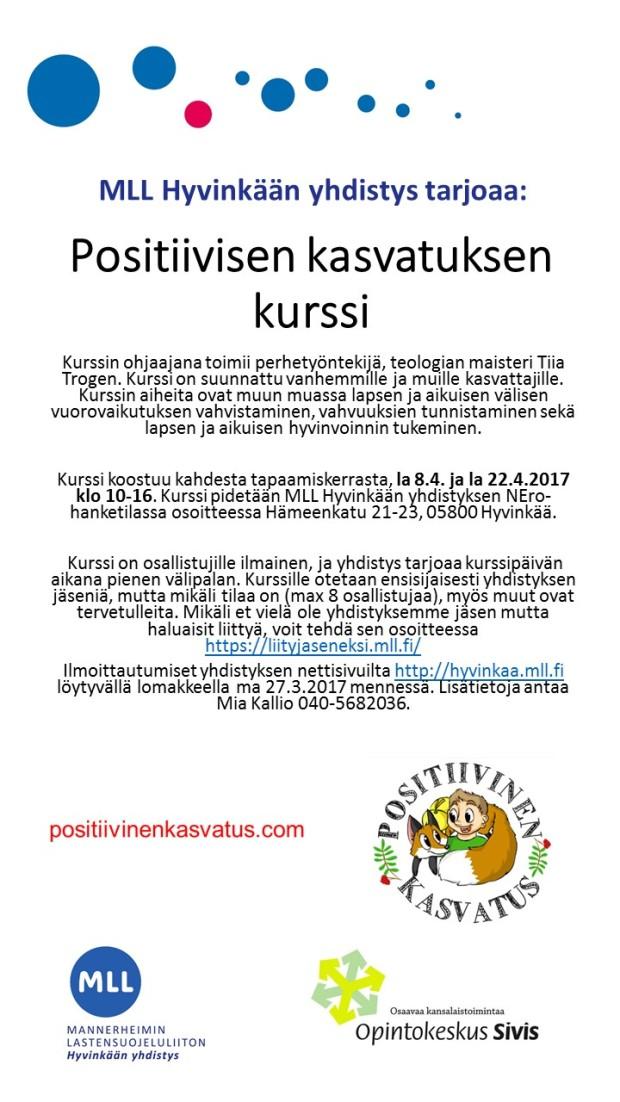 positiivisen-kasvatuksen-kurssi-mll-hyvinkaa
